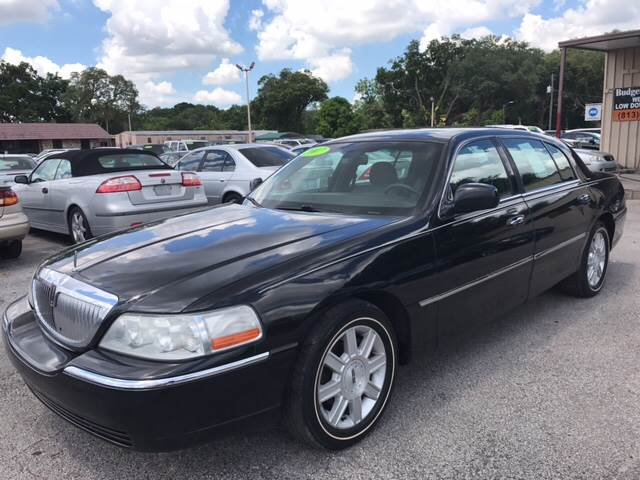 2007 Lincoln Town Car Executive L 4dr Sedan In Tampa Fl Budget