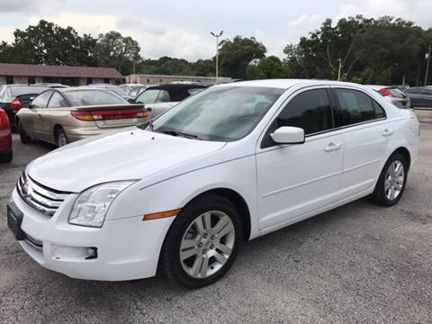 2007 Ford Fusion for sale at Budget Motorcars in Tampa FL
