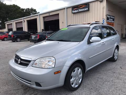 2006 Suzuki Forenza for sale at Budget Motorcars in Tampa FL