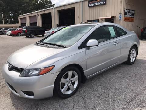 2006 Honda Civic for sale at Budget Motorcars in Tampa FL
