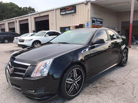 2011 Cadillac CTS for sale at Budget Motorcars in Tampa FL