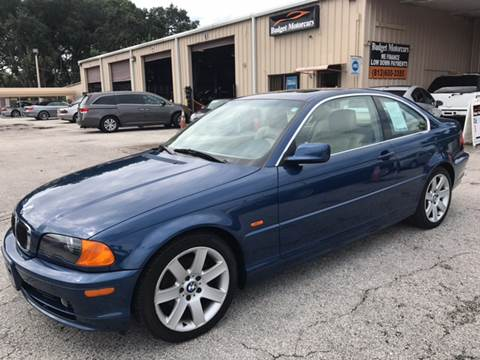 2000 BMW 3 Series for sale at Budget Motorcars in Tampa FL