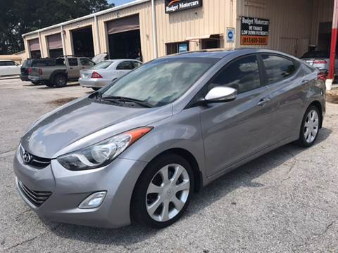 2011 Hyundai Elantra for sale at Budget Motorcars in Tampa FL