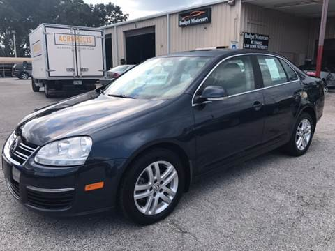 2007 Volkswagen Jetta for sale at Budget Motorcars in Tampa FL