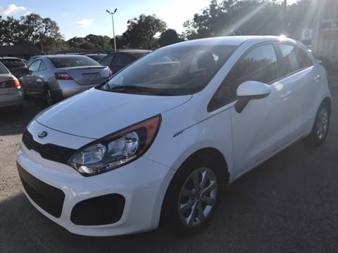 2013 Kia Rio5 for sale at Budget Motorcars in Tampa FL