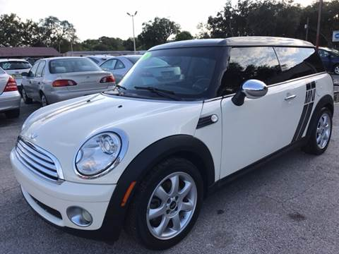 2008 MINI Cooper Clubman for sale at Budget Motorcars in Tampa FL