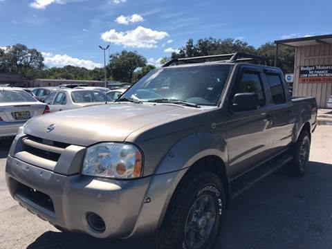 2004 Nissan Frontier for sale at Budget Motorcars in Tampa FL
