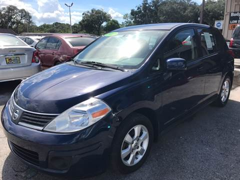 2007 Nissan Versa for sale in Tampa, FL