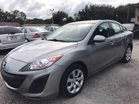 2010 Mazda MAZDA3 for sale at Budget Motorcars in Tampa FL