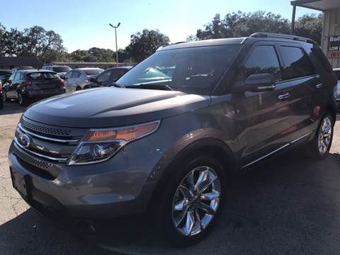 2011 Ford Explorer for sale at Budget Motorcars in Tampa FL