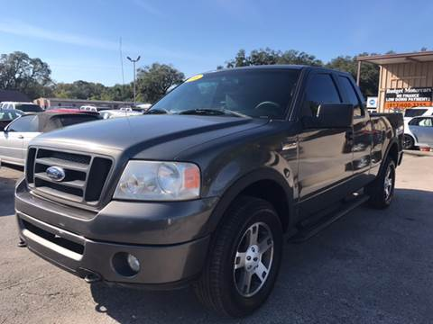 2006 Ford F-150 for sale at Budget Motorcars in Tampa FL