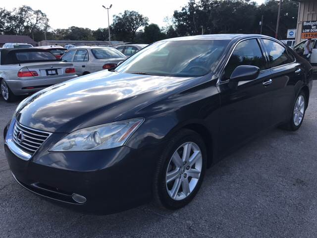 2008 Lexus ES 350 for sale at Budget Motorcars in Tampa FL