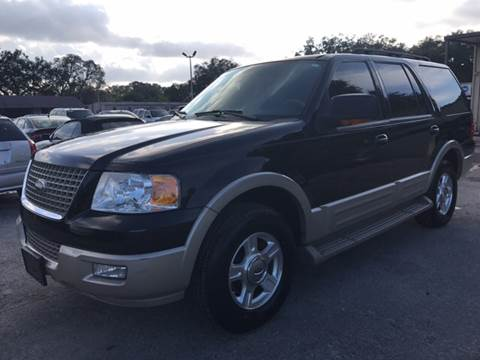 2006 Ford Expedition for sale at Budget Motorcars in Tampa FL