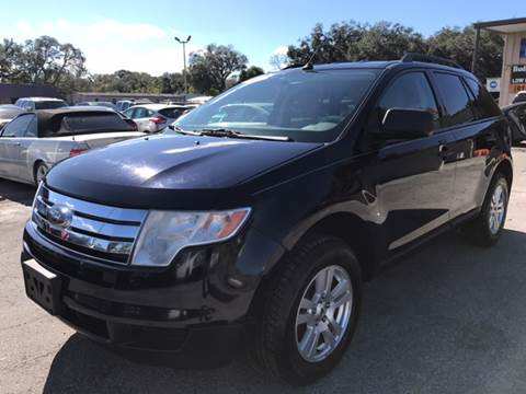 2010 Ford Edge for sale at Budget Motorcars in Tampa FL