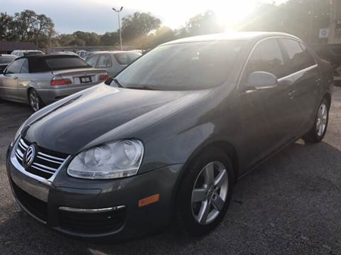 2009 Volkswagen Jetta for sale at Budget Motorcars in Tampa FL