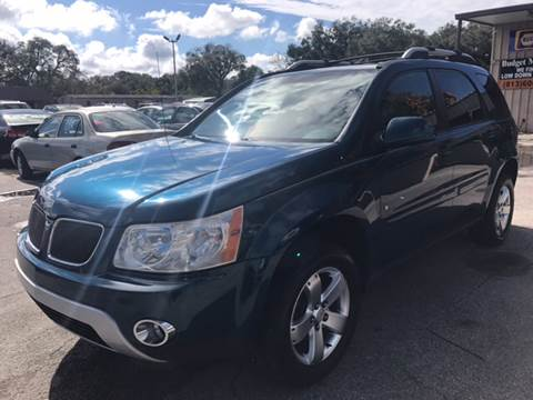 2006 Pontiac Torrent for sale at Budget Motorcars in Tampa FL