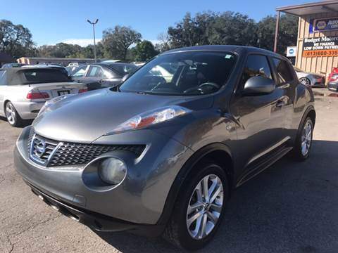 2011 Nissan JUKE for sale at Budget Motorcars in Tampa FL