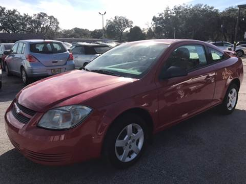 2008 Chevrolet Cobalt for sale at Budget Motorcars in Tampa FL