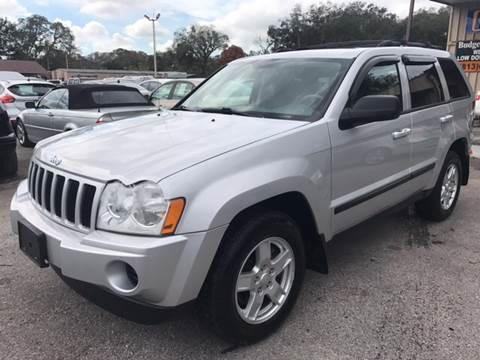 2007 Jeep Grand Cherokee for sale at Budget Motorcars in Tampa FL
