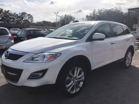 2011 Mazda CX-9 for sale at Budget Motorcars in Tampa FL