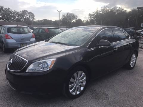 2012 Buick Verano for sale at Budget Motorcars in Tampa FL
