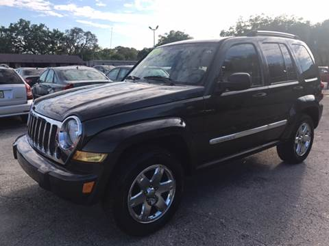 2005 Jeep Liberty for sale in Tampa, FL