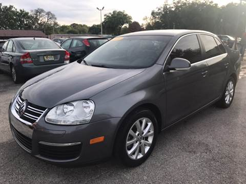 2010 Volkswagen Jetta for sale at Budget Motorcars in Tampa FL