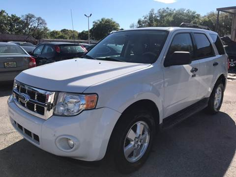 2010 Ford Escape For Sale >> Ford Escape For Sale In Tampa Fl Budget Motorcars
