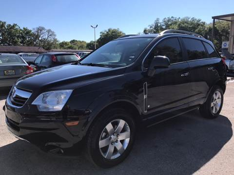 2008 Saturn Vue for sale at Budget Motorcars in Tampa FL