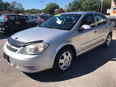 2010 Chevrolet Cobalt for sale at Budget Motorcars in Tampa FL