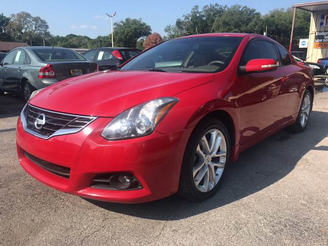 2011 Nissan Altima for sale at Budget Motorcars in Tampa FL