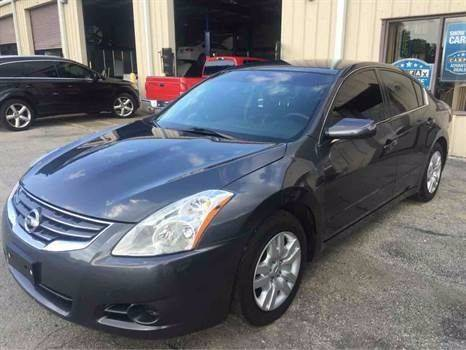 2010 Nissan Altima for sale at Budget Motorcars in Tampa FL
