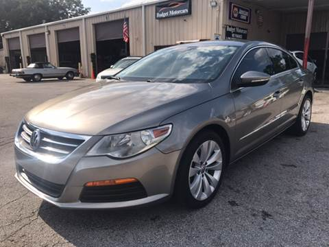 2011 Volkswagen CC for sale at Budget Motorcars in Tampa FL