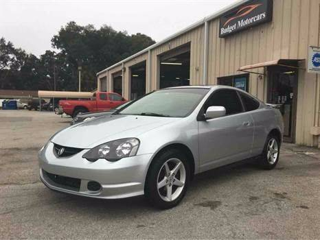 2003 Acura RSX for sale at Budget Motorcars in Tampa FL
