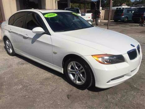 2008 BMW 3 Series for sale at Budget Motorcars in Tampa FL