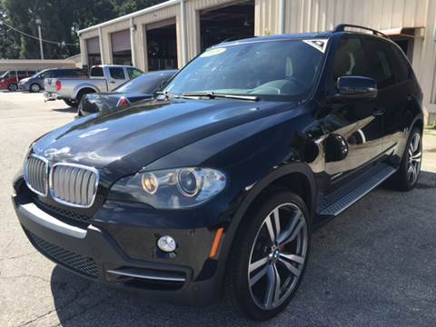 2009 BMW X5 for sale at Budget Motorcars in Tampa FL