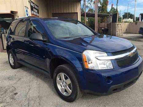 2008 Chevrolet Equinox for sale at Budget Motorcars in Tampa FL