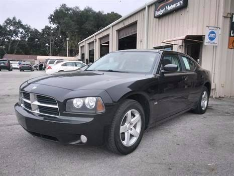 2010 Dodge Charger for sale at Budget Motorcars in Tampa FL
