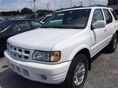 2001 Isuzu Rodeo for sale at Budget Motorcars in Tampa FL