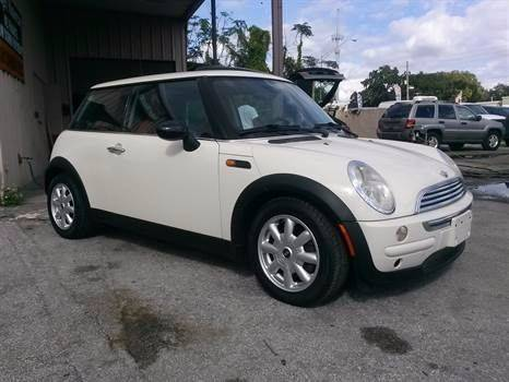 2004 MINI Cooper for sale at Budget Motorcars in Tampa FL