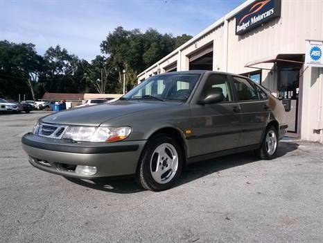 1999 Saab 9-3 for sale at Budget Motorcars in Tampa FL