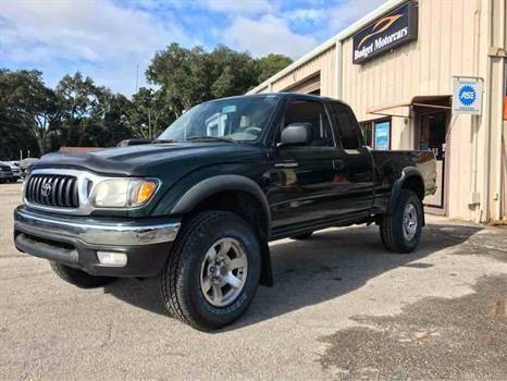 2001 Toyota Tacoma for sale at Budget Motorcars in Tampa FL
