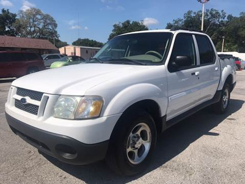 2004 Ford Explorer Sport Trac for sale at Budget Motorcars in Tampa FL