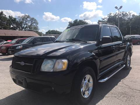 2005 Ford Explorer Sport Trac for sale at Budget Motorcars in Tampa FL