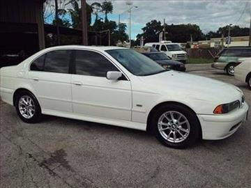 2003 BMW 5 Series for sale at Budget Motorcars in Tampa FL