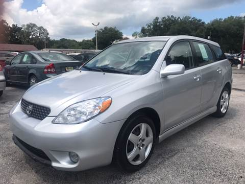 2007 Toyota Matrix for sale at Budget Motorcars in Tampa FL