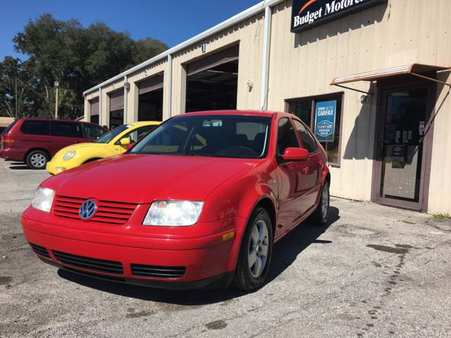 2003 Volkswagen Jetta for sale at Budget Motorcars in Tampa FL