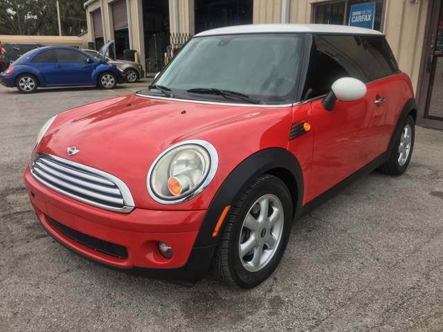2007 MINI Cooper for sale at Budget Motorcars in Tampa FL