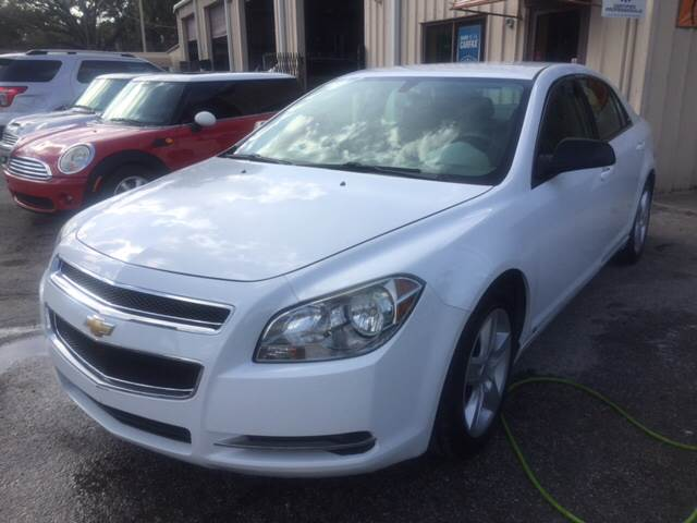2009 Chevrolet Malibu for sale at Budget Motorcars in Tampa FL