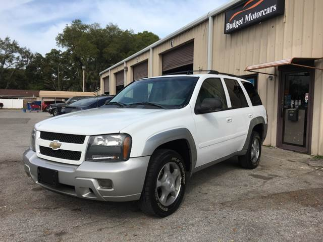 2006 Chevrolet TrailBlazer for sale at Budget Motorcars in Tampa FL
